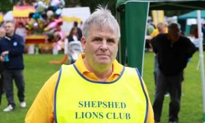 Lion  Dave Jackson  Treasurer